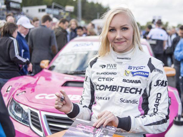 Emma Kimiläisen avauskausi W Series -sarjassa oli vaikean alun jälkeen mainio.