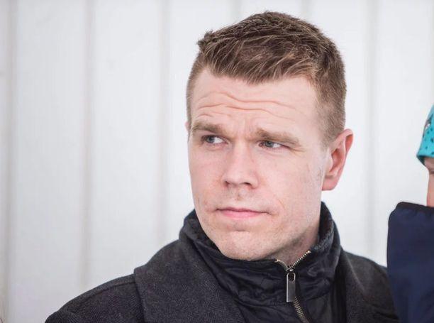 Markus Hirvonen on toiminut Juuan kunnanjohtajana alkuvuodesta 2016.