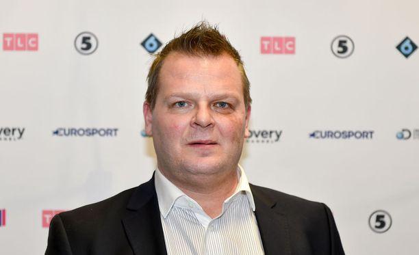 Marko Jantunen on mukana Mertaranta ja legendat -ohjelman toisella tuotantokaudella.