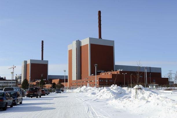 Olkiluodon ydinvoimalassa järjestetään keskiviikkona Turva18-harjoitus