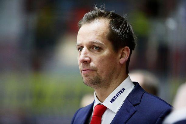 HIFK:n päävalmentaja Antti Törmänen ennakoi, että Tappara-sarjasta tulee kuumempi kuin mitä oli puolivälieräsarja TPS:aa vastaan.