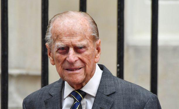 Prinssi Philipillä on edessään vielä yksi virallinen työtehtävä ennen eläkepäiviä.