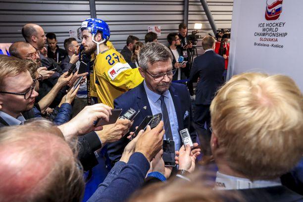 Jukka Jalosen mielestä Suomi olisi ansainnut ylivoimaa.