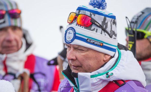 Reijo Jylhä uskoo, että Krista Pärmäkosken mitali oli henkisesti tärkeä koko Suomen joukkueelle.