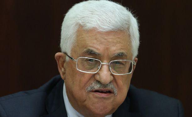 Mahmud Abbas haluaa, että lapsen hengen vaatinut tuhopoltto selvitetään.
