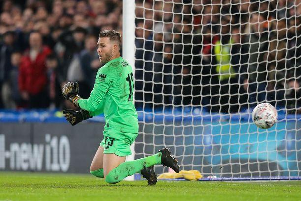 Liverpool-veskari Adrián tulee näkemään painajaisia Chelsean avausmaalista koko loppuelämänsä.