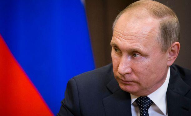 Venäjän presidentti Vladimir Putin keskusteli kollegansa kanssa puhelimitse.