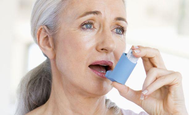 Bakteereilla voi olla osuus astman oireissa ja synnyssä.