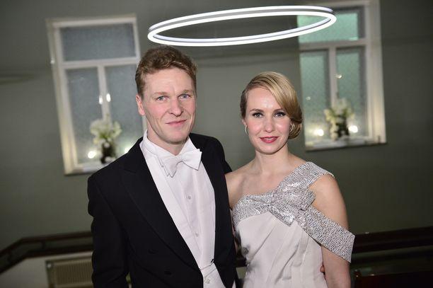 Heidi ja Toni Niemisellä on kaksi yhteistä lasta, Topias ja Elsa.