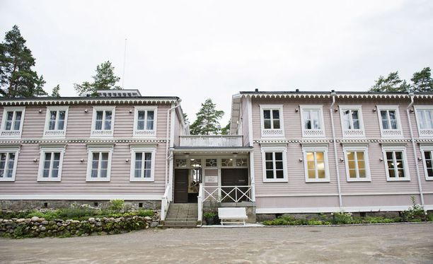 Tasavallan presidentti Sauli Niinistö ottaa Putinin vastaan Etelä-Savossa Savonlinnan Punkaharjulla.