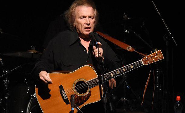 Don McLean on tehnyt pitkän uran muusikkona.