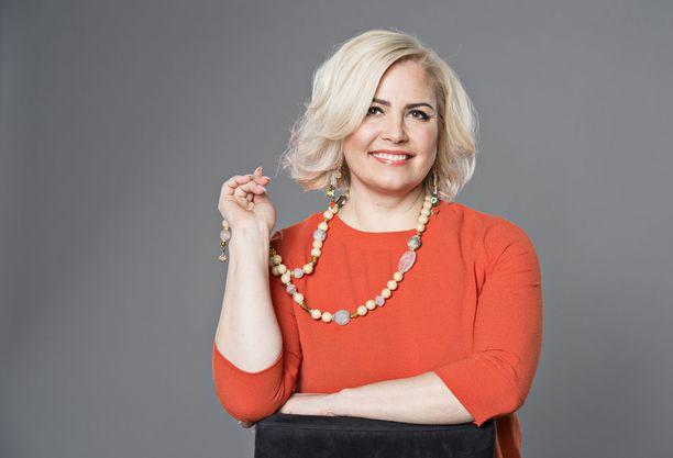 Kaisa Liski hoiti vaalikampanjansa ohella työnsä ja vanhemmuuden.