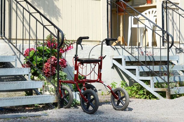 Rovaniemen Reetukoti tarjosi viime vaiheessa asunnon ja hoidon viidelle vanhukselle. Kuvituskuva, joka ei liity tapaukseen.