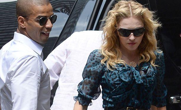 Brahim Zaibat ja Madonna seurustelivat vuona 2010 - 2013.