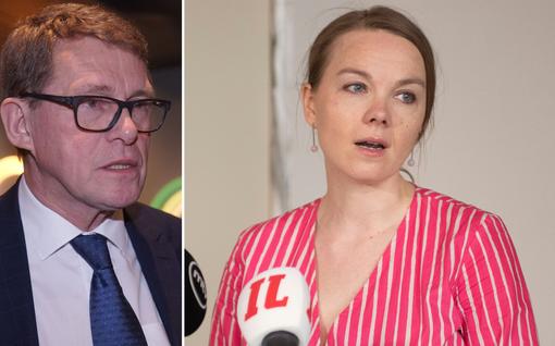 """Matti Vanhanen ja puoluesihteeri kertovat Ylellä keskustan tuskasta: """"Väki oli itku silmässä"""""""
