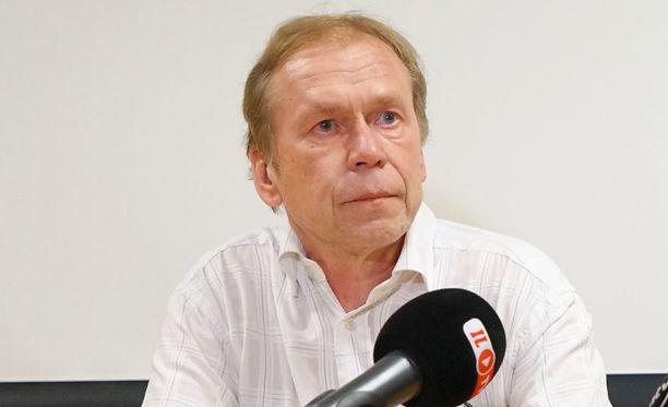 Timo Seppälä on kuullut huhuja, joiden mukaan Venäjän dopinglaboratorio ei aina toimi eettisesti.