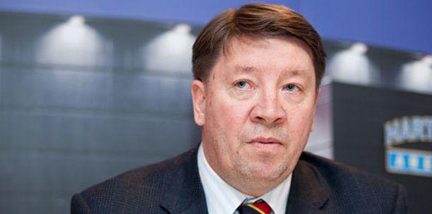 Jari Kurri on tyytyväinen Jokereiden KHL-nippuun.