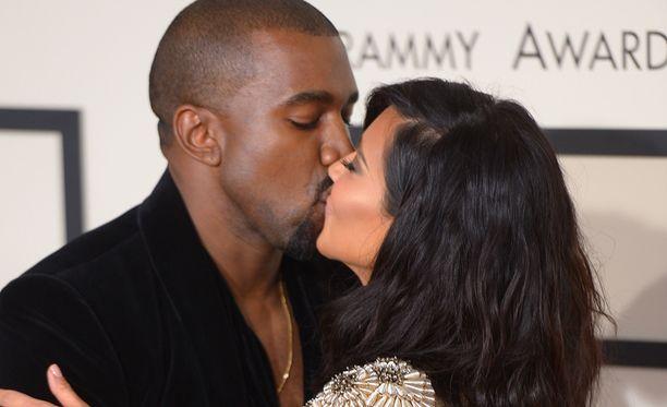 Kardashian-Westin perheessa on kolme lasta.