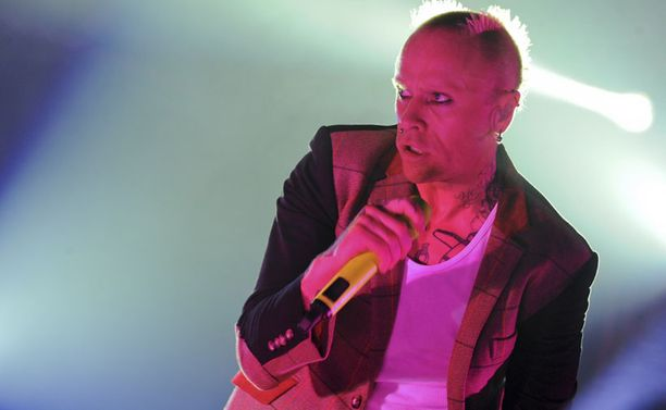 The Prodigy on perjantain pääesiintyjä.