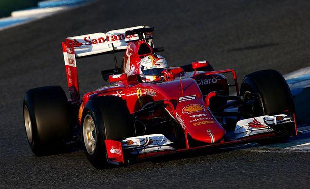 Autojen keulat ovat puhuttaneet Jerezissä.