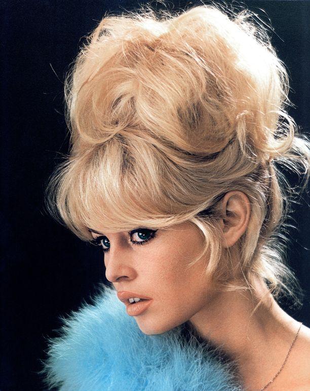 Brigitte Bardot, c. 1960s.