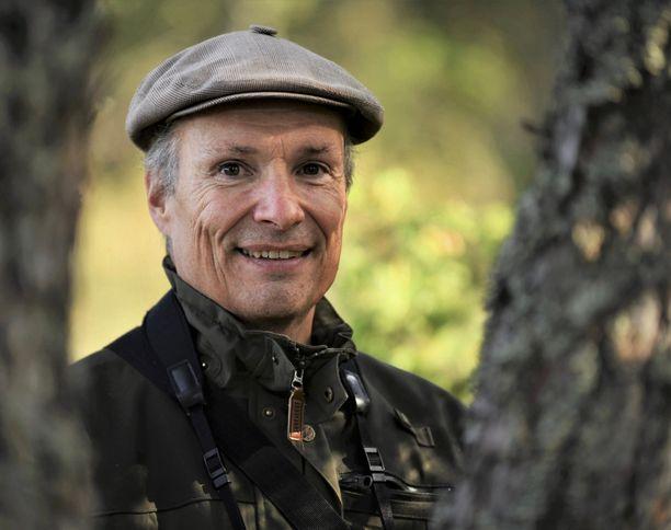 Juha Kylänpää jäi eläkkeelle ja päätti yrittää mahdottoman vaikeaa ennätystä.