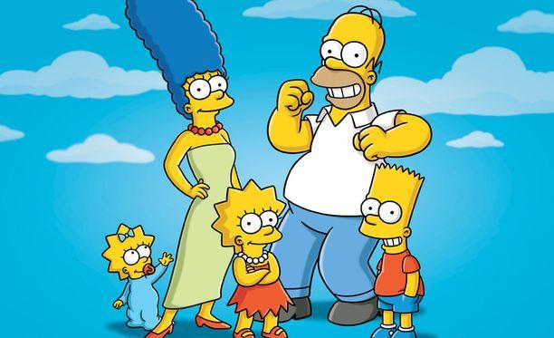 Nykyisin Suomessa Simpsoneita esittää Sub-tv.