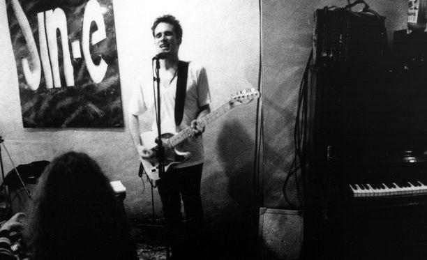 Jeff Buckley vuonna 1993.
