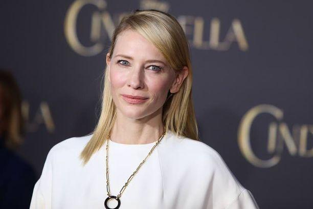 Menestynyt Cate Blanchett on voittanut kaksi Oscaria.