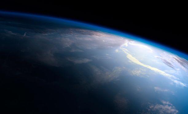 Paljaalla silmällä asteroidia on mahdoton nähdä.