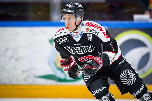 Juha-Pekka Hytönen pelasi JYPissä yli 800 liigapeliä.