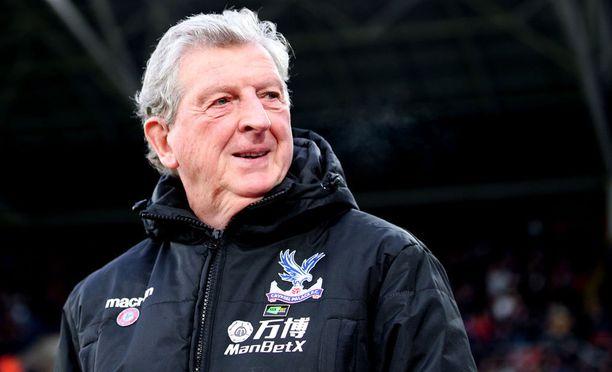Oikea Roy Hodgson.