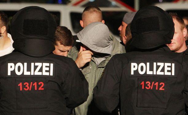 Väkivaltaisuudet ovat lisääntyneet Heidenaun kaupungissa sen jälkeen, kun sinne avattiin pakolaisten vastaanottokeskus.