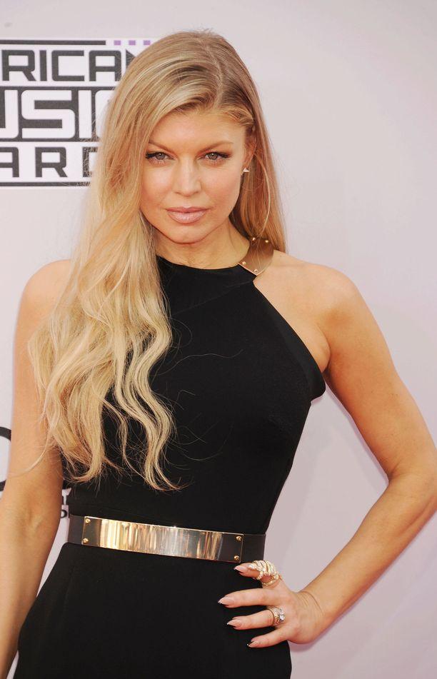 Fergie on hakenut avioeroa miehestään.