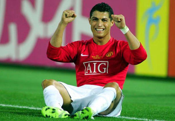 Cristiano Ronaldolle tehtiin teinivuosina sydänleikkaus.
