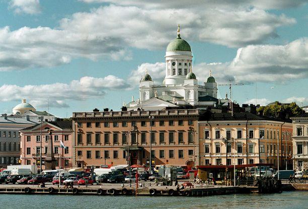 Suomi on maailman onnellisin maa.