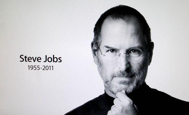 Applen toimitusjohtaja Steve Jobs menehtyi vuonna 2011.