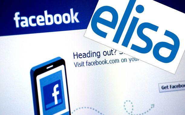 Nainen klikkasi Facebookissa testiä ja yllättyi, kun seuraavana hänen eteensä avautui Elisa Oyj:n sivu. Tai ainakin se muistutti erehdyttävästi sitä.