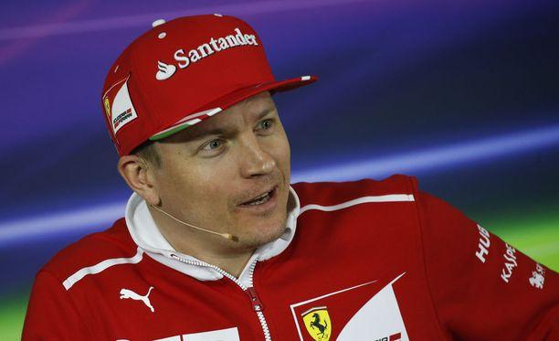 Kimi Räikkönen jahtaa huomenna toista voittoaan Monacossa.
