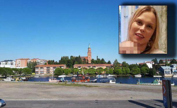 Anni Törn kuoli Savonlinnan keskustassa aamuyöllä 22. heinäkuuta.
