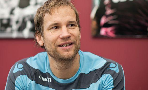 Jussi Jääskeläinen pelasi kolme kautta West Hamin riveissä.