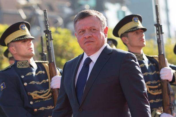 Kuningas Abdullah II vaatii länneltä ja idältä voimakasta yhteistyötä Isisiä vastaan.