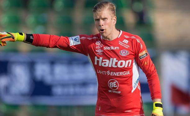 Tomi Maanoja siirtyy HIFK:hon.