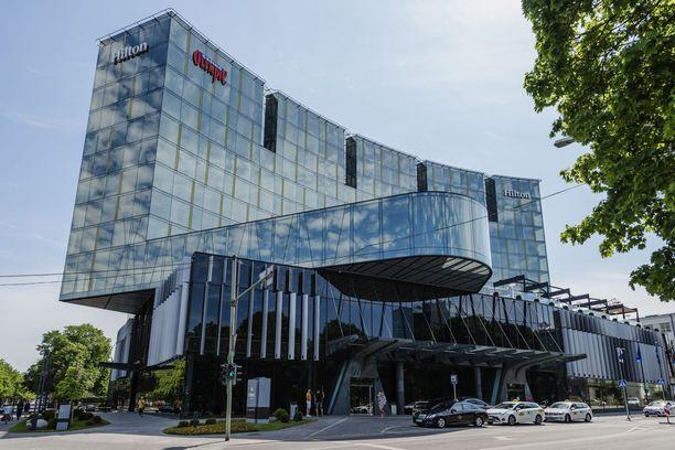 Hilton-ketjun ensimmäinen hotelli Virossa avattiin viime kesänä.