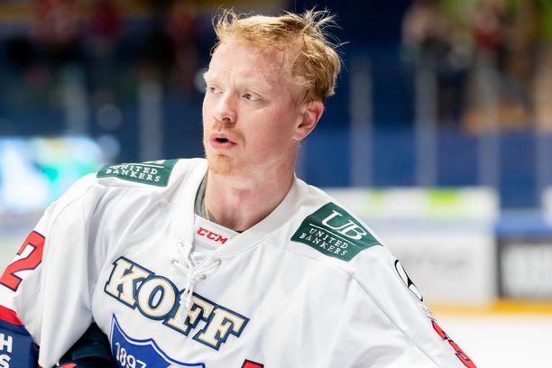 Lennart Petrell on pelannut HIFK:ssa pitkään.