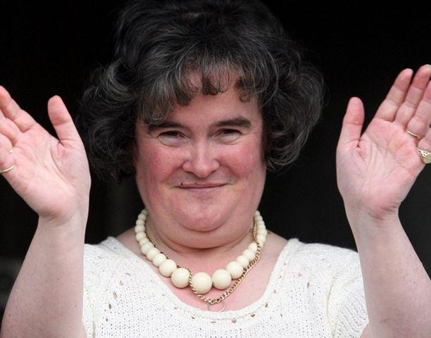 Susan Boyle toipuu yksityisellä klinikalla hermoromahduksesta.
