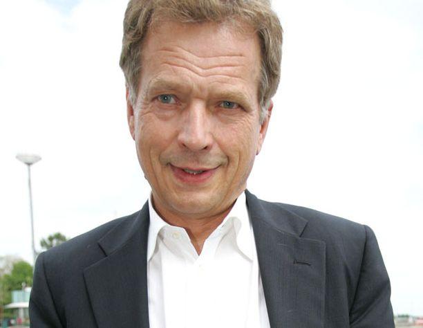 Sauli Niinistö valittiin Palloliiton johtoon ilman äänestystä.