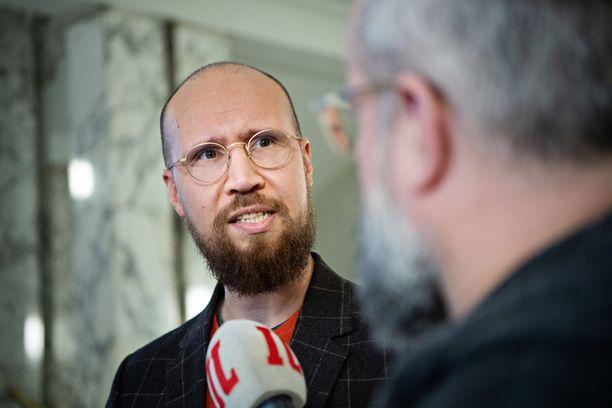 Touko Aalto palasi eduskuntatyöhön tammikuussa 2019 pitkän sairauspoissaolon jälkeen. Aalto tippui eduskunnasta huhtikuun 2019 vaaleissa.