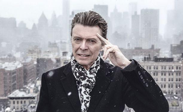 Tänä vuonna valmistunut brittidokumentti käy läpi Bowien viimeisiksi jääneitä projekteja.