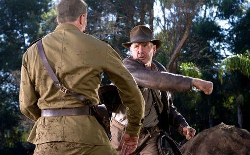 Spielberg ei ohjaakaan viidettä Indiana Jones -elokuvaa